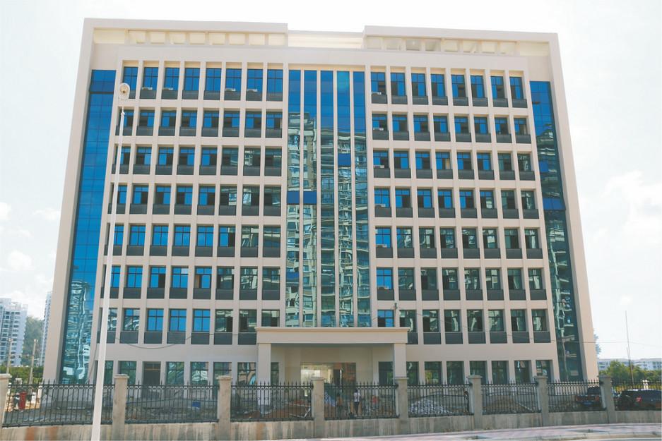 三亚司法局业务综合楼 .jpg
