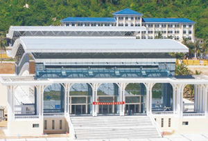 某部国防大礼堂(含大型建筑幕墙、钢结构必威betway