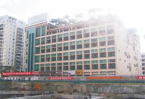 三亚供销社商务酒店项目