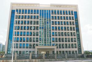 三亚司法局业务综合楼