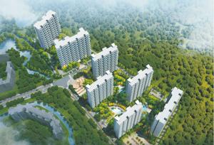 三亚中铁城·悠岚湖项目