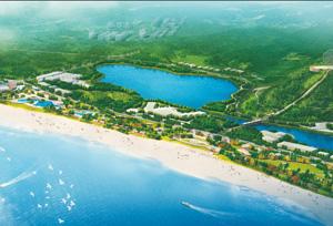 三亚亚龙湾滨海公园项目